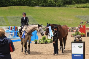 Sharon Takes 2nd and 3rd in Bromont Canada CCI2*