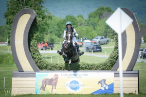 Cornelia and Sir Patico MH at the Bromont International PC: ELG Photography
