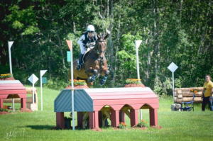 Rachel and Great Expections flying to the win! PC: ELG Photography