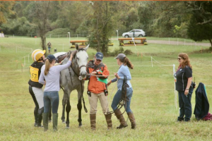 It was all hands on deck at Fair Hill. PC: Mary Pat Stone